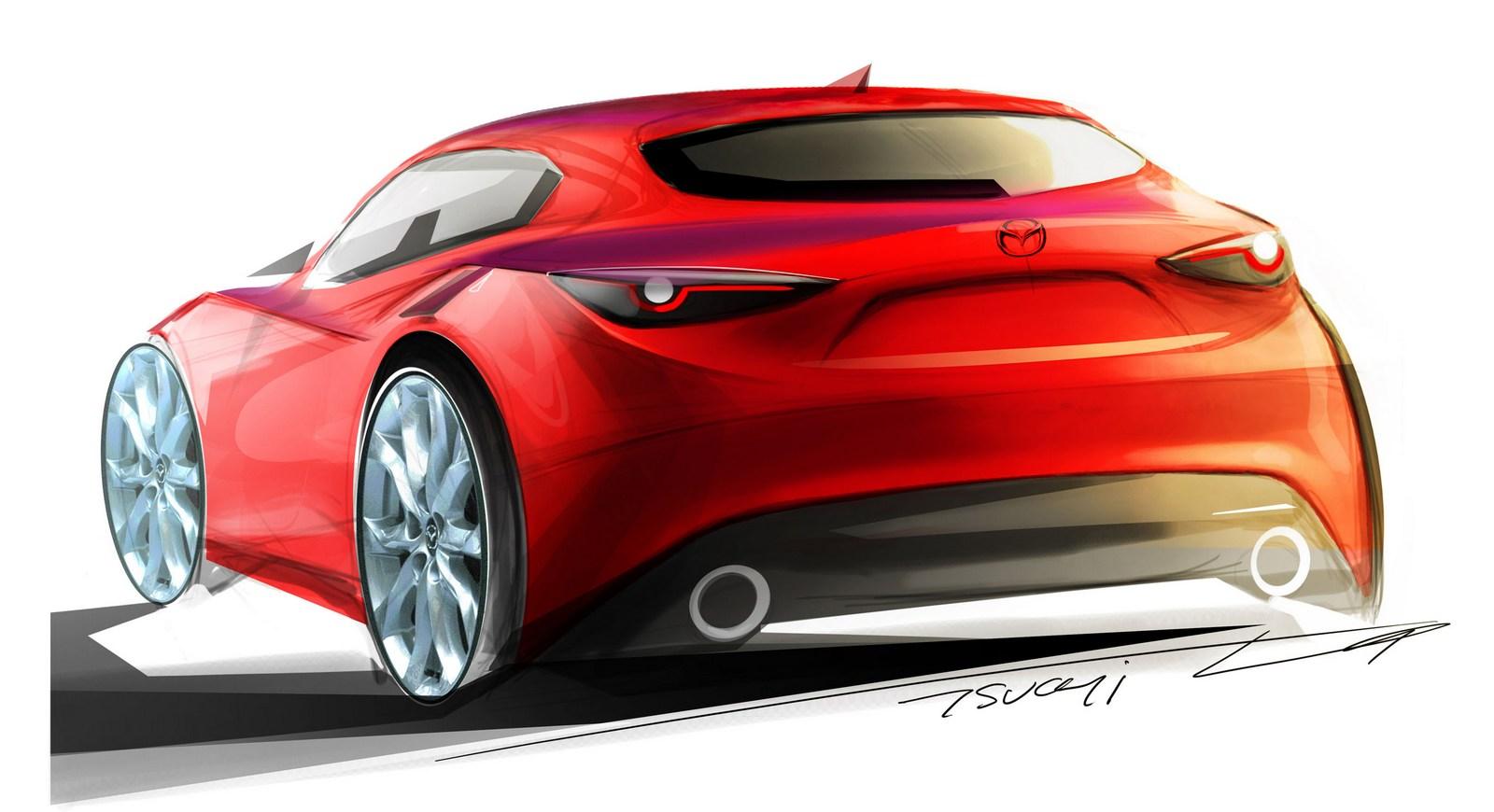Mazda 3 Skyactiv II