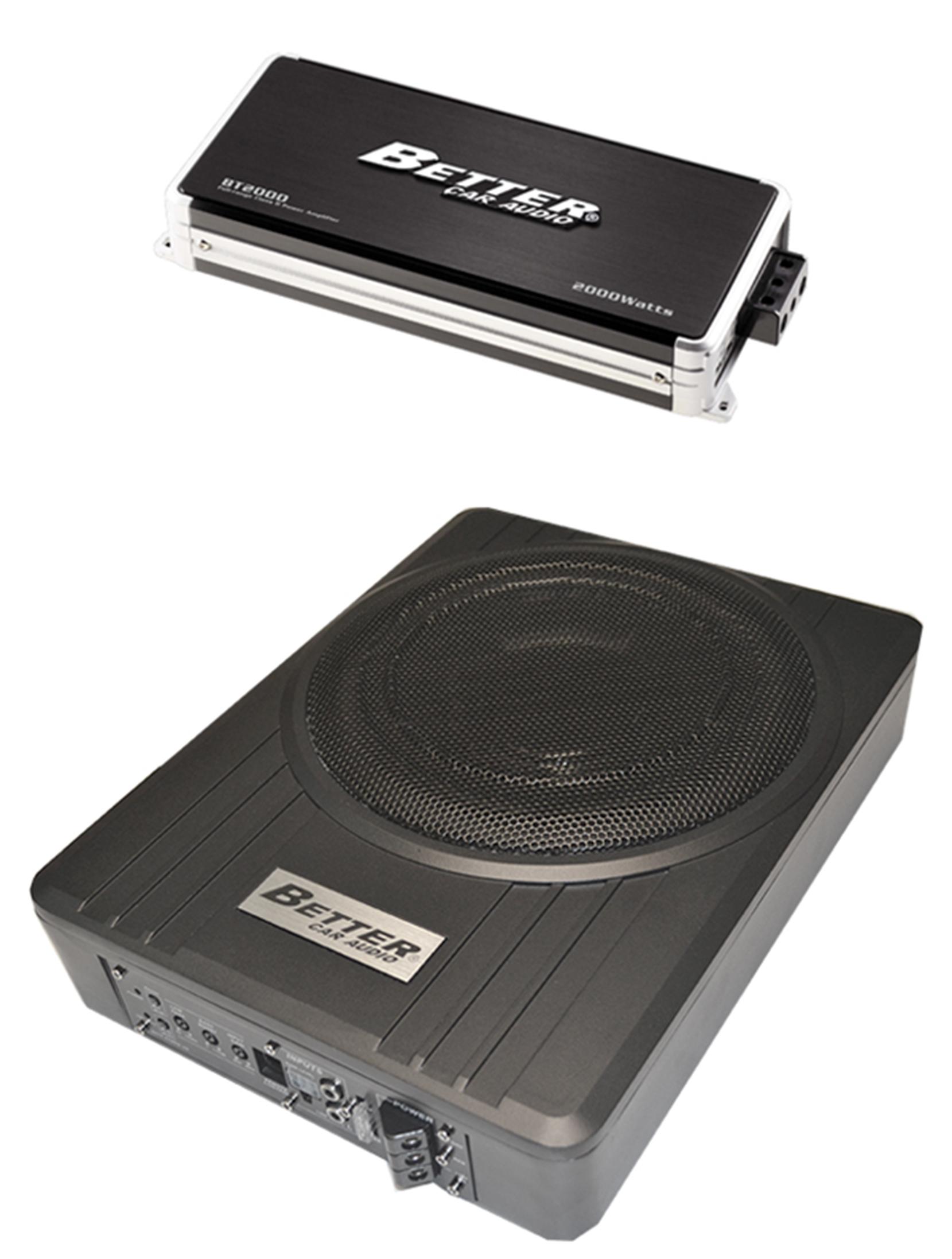 Better BT2000 y BT500