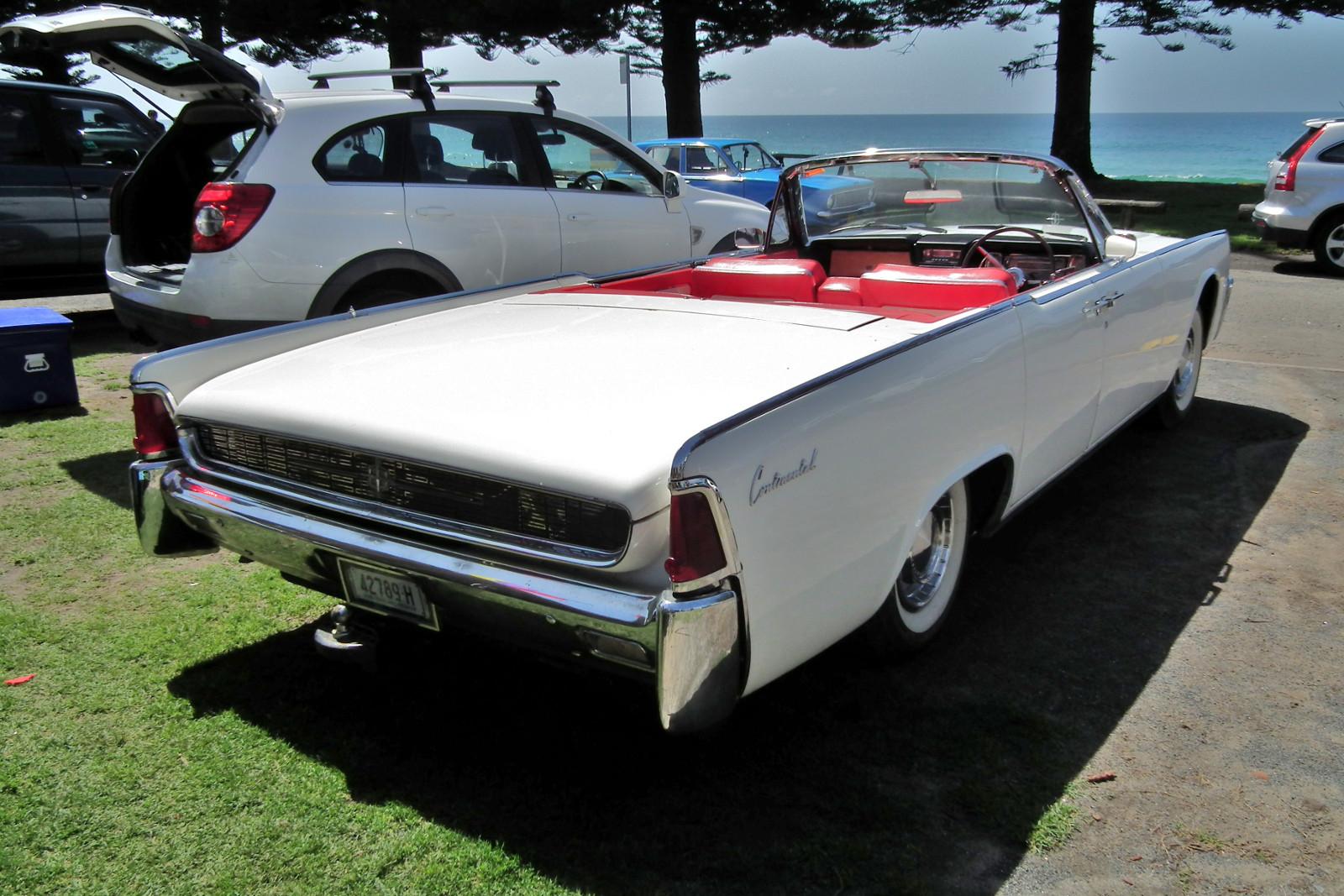 Lincoln Continental - Foto: SV1ambo